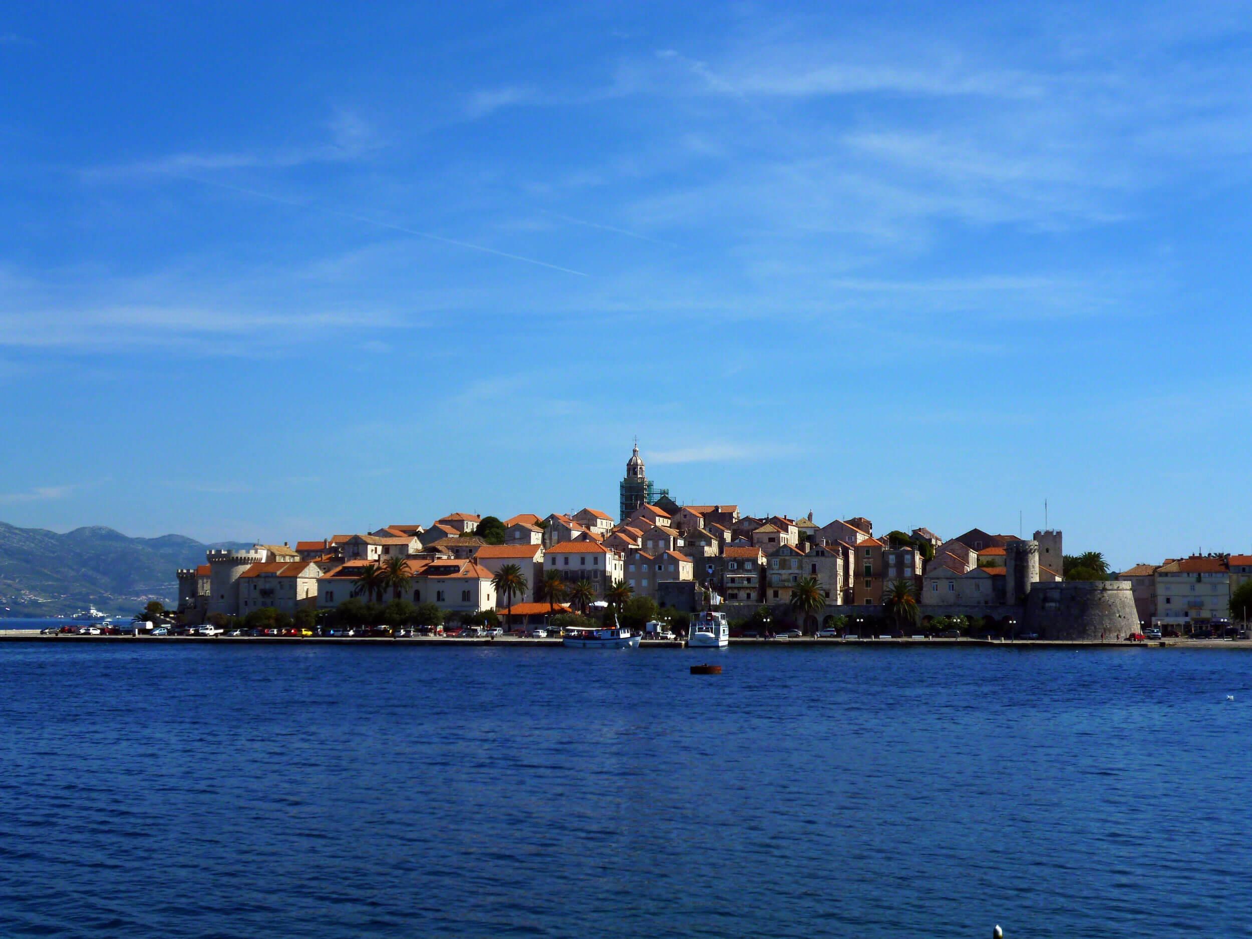 Korcula Town Korcula Croatia