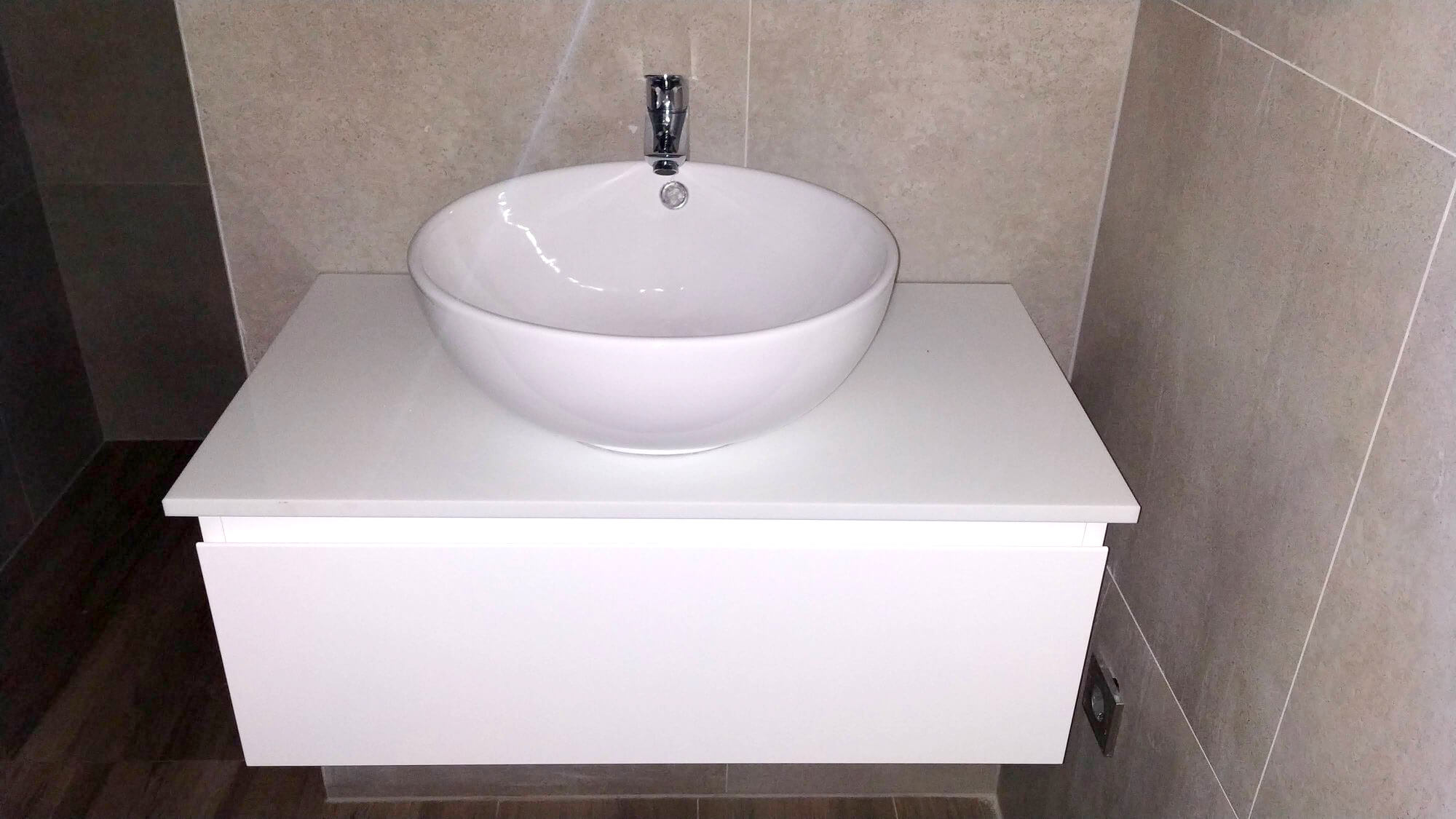 Ensuite bathrooms with Shower